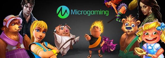 Microgaming สล็อตMG