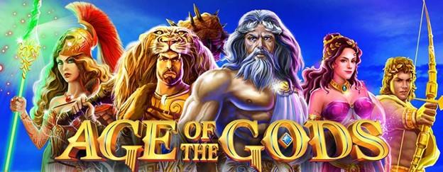 สล็อต เกมตำนานเทพเจ้า age of the gods แจกรางวัล