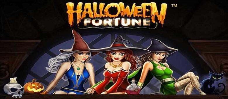 สล็อตเกมแม่มดสาว halloween fortune ฟรีสปิน โบนัส แตกง่าย