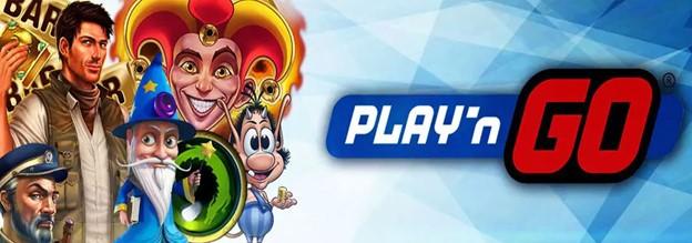 play'nGO สล็อตPlay'nGO